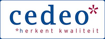 Cedeo logo klein