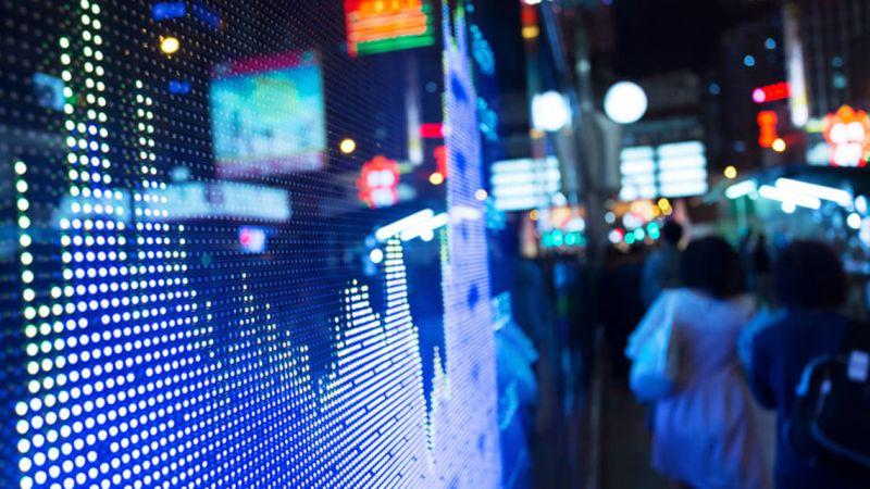 Weergave van Quotes Stock Market