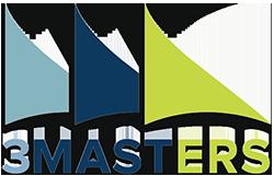 3Masters logo